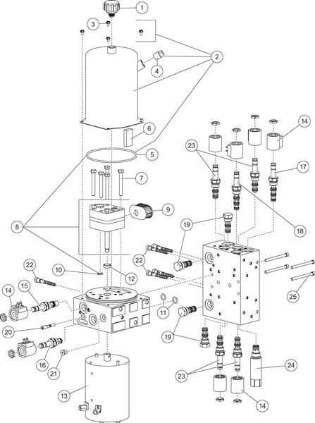 wide-out-hydraulic-unit-components