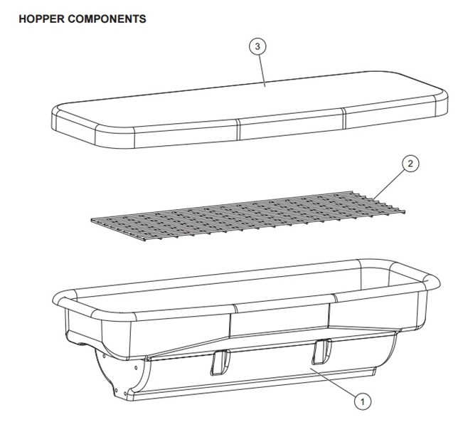 WESTERN_Walk-Behind_DROP_Spreader_WB-160D__85201_hopper_components